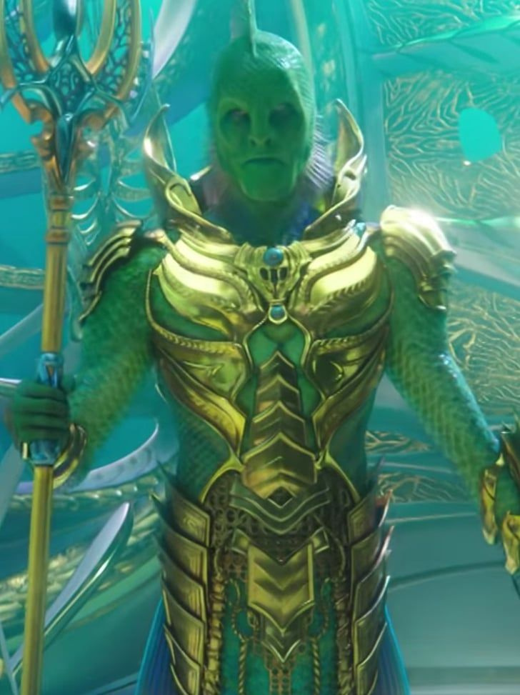 We Just Realized Who Plays the Fisherman King in Aquaman