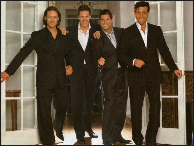 418 best il divo images on pinterest handsome pansies - Il divo mama ...