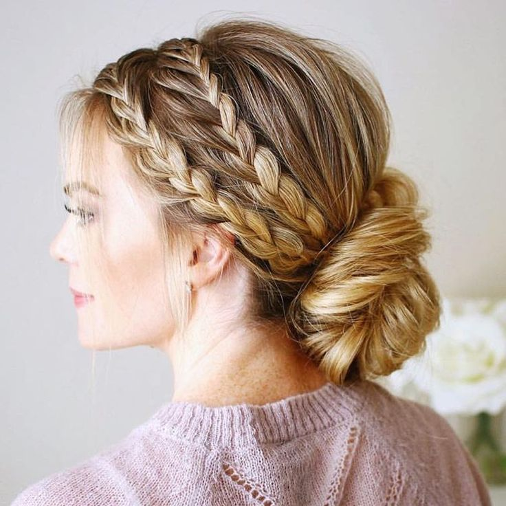 "939 Likes, 11 Comments - BRAIDS | UPDOS | INSPIRATION (@beyondtheponytail) on Instagram: ""Triple BRAIDED Updo  Ms. @missysueblog @missysueblog always breaking down the most popular looks…"""