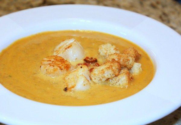 Крем-суп из гребешков с луком-пореем. Суп из морепродуктов: рецепт. Как приготовить суп из морепродуктов