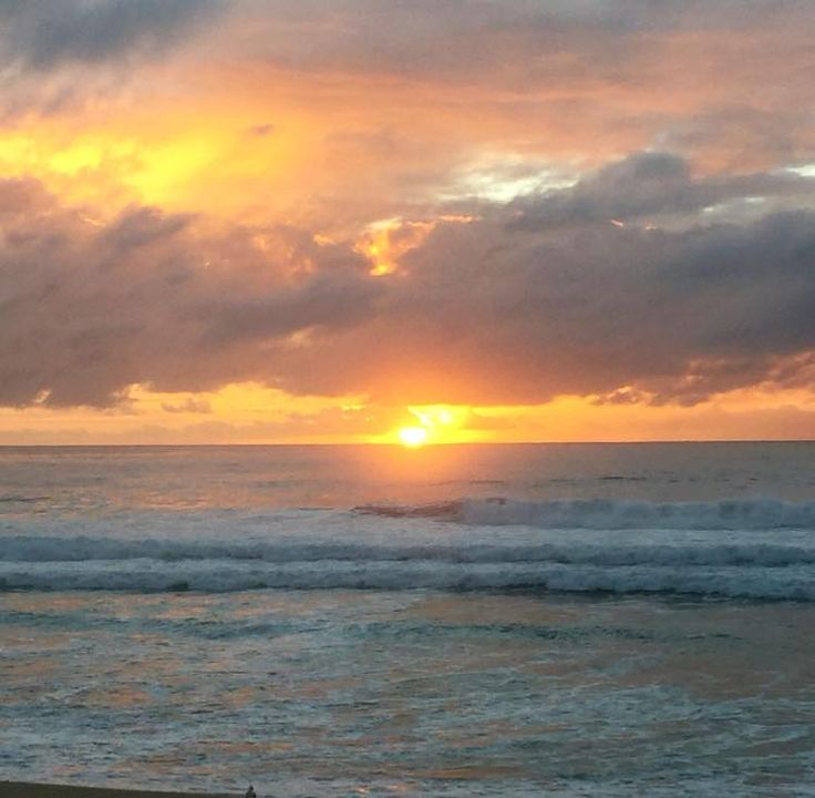 Shellharbour, NSW sunrise taken on location by one of our walk and talk Psychologists!
