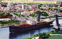 old pictures of port arthur tx | Vintage Port Arthur Texas Vintage Postcards & Images