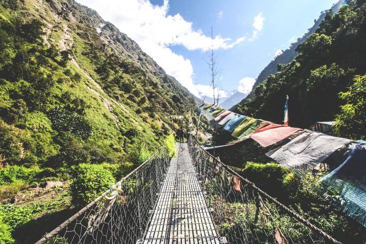 Trek du Langtang, Népal #treknepal #nepal