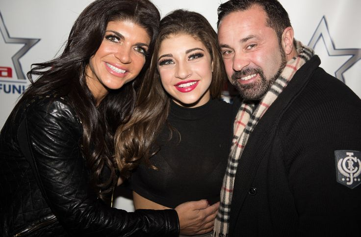 Great news for Teresa Giudice! The Federal Bureau of Prisons inmate information page has the Real Inmate of Federal Prisons' release date as Febru... Teresa gets lucky and gets two months! Wow!! :))