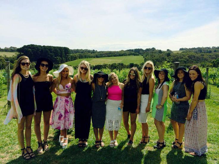 For a hen's party to remember, book a wine tour with Wine Compass on the…