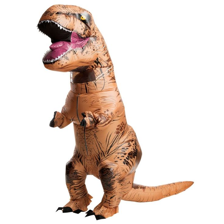 Adults' Inflatable T-Rex Costume