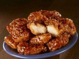 Honey BBQ Wings - KFC Recipes [Copycat]