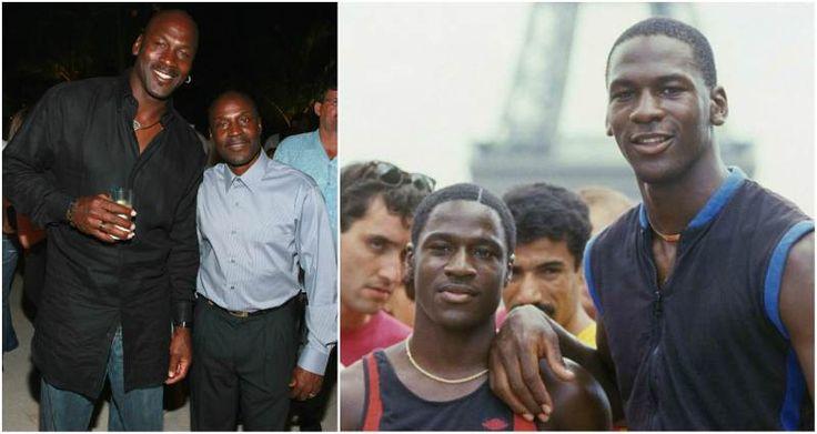 Michael Jordan's brother Larry Jordan