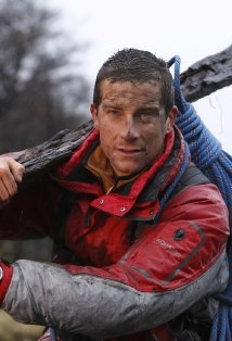 Bear Grylls is awesome and. Especially when he says glacier or zebra.