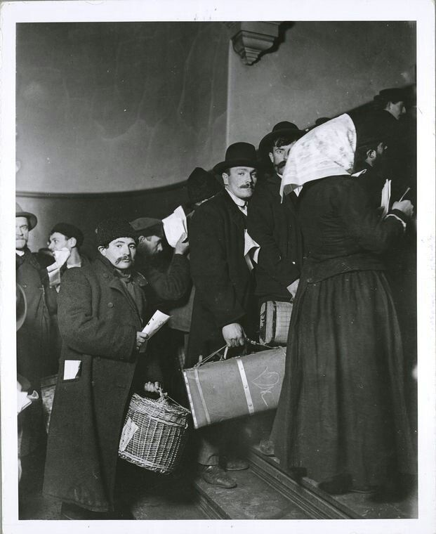 U.S. Immigration Before 1965