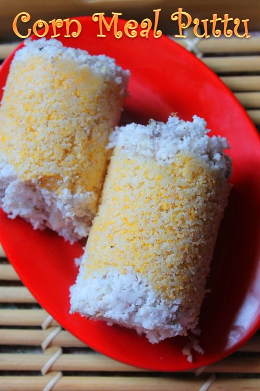 YUMMY TUMMY: Corn Meal Puttu Recipe / Cholam Puttu Recipe
