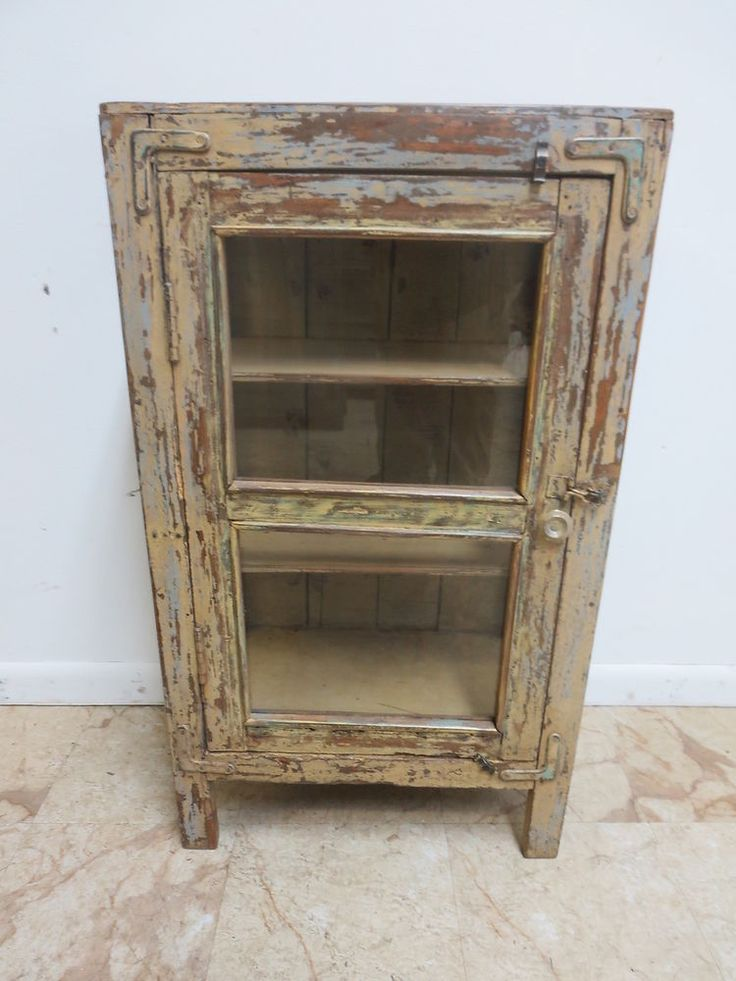 Antique Primitive architectural salvage pie safe cupboard cabinet shelf  curio J - 223 Best Pie Safes/Jelly Cupboards... Images On Pinterest Jelly