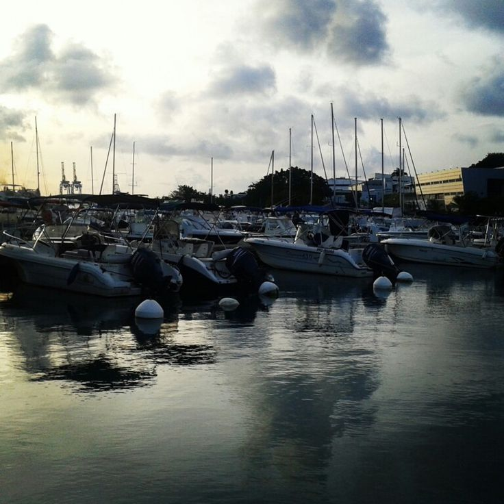 Pointe a pitre' marina - Guadeloupe
