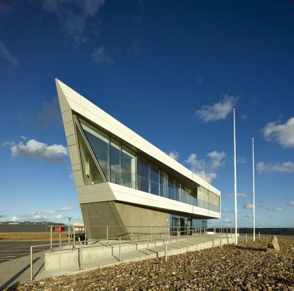 The Maritime education center in Denmark by AART architects