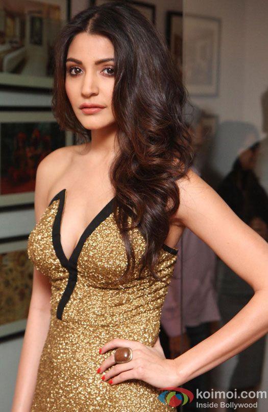 Anushka Sharma unveils 'India's Most Beautiful Women issue' by Femina