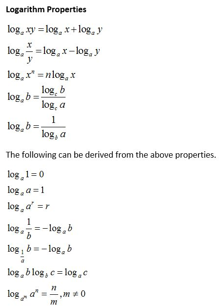 Adding logarithms with different bases in dating 1