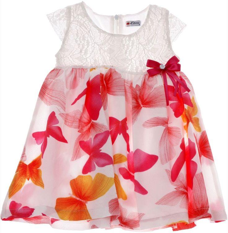 Εβίτα παιδικό φόρεμα «Graphic» - Παιδικά ρούχα AZshop.gr