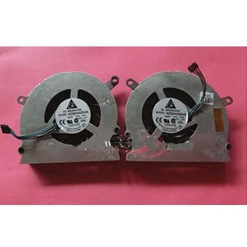 2PCS CPU Fan R&L /pair For Apple macbook pro 15  17   A1260 A1261 KDB04505HA