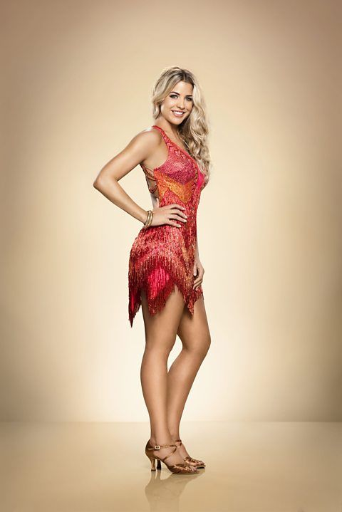 BBC One - Strictly Come Dancing - Gemma Atkinson