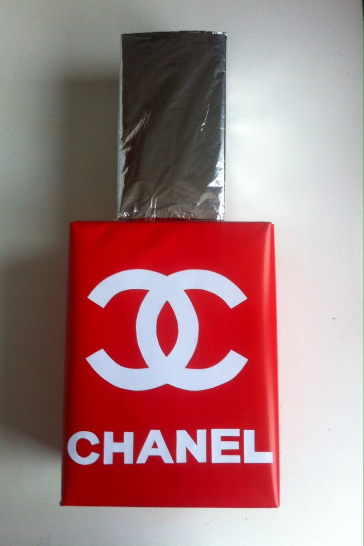 Chanel nagellak sinterklaas surprise