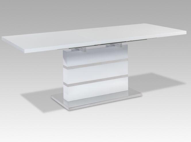 Esstisch weiß 160 ausziehbar  Die besten 25+ Esstisch ausziehbar weiß hochglanz Ideen auf ...
