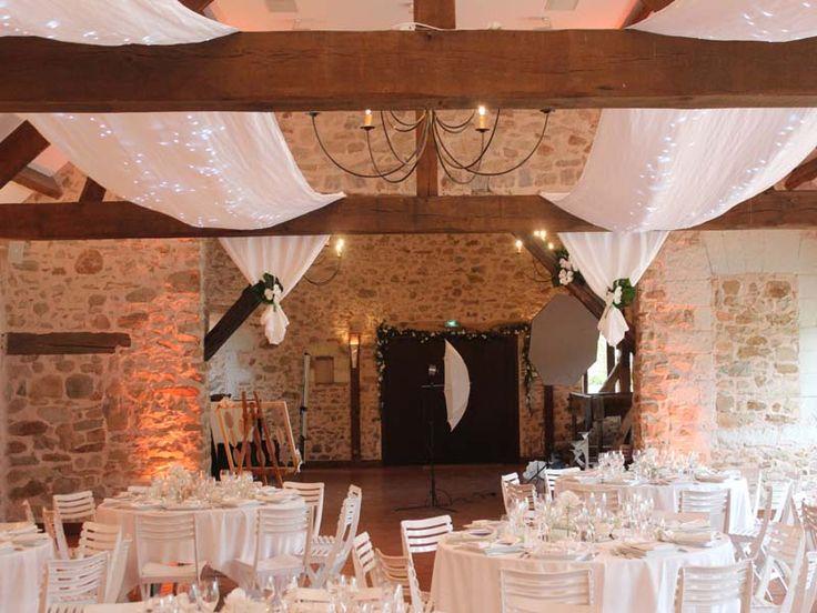 Château de la Rousselière à FROSSAY (44320) : Location de salle de mariage salle de reception - 1001Salles