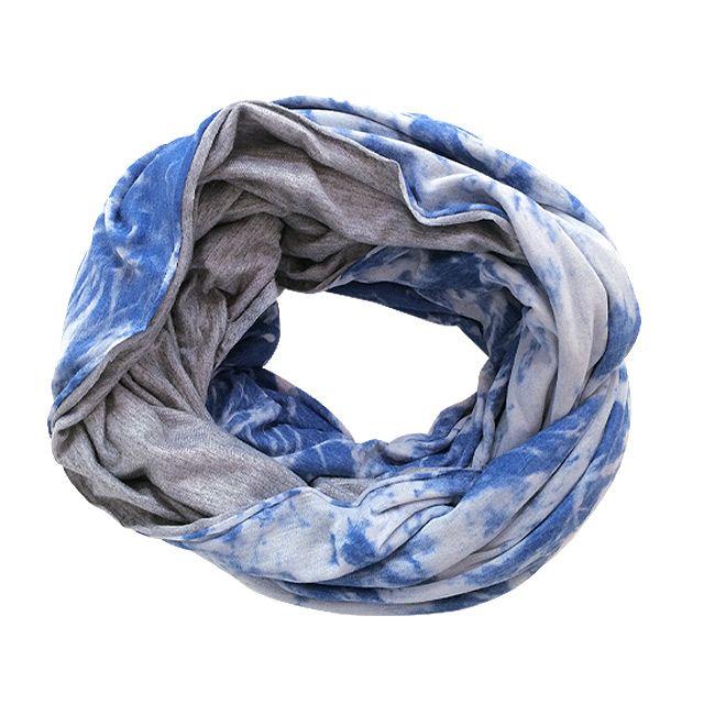 Limited Edition NYC scarfs | Loop Scarf | NYC - MOOD Fabric | Jeans-Blue #gybellaroundtheworld #gybellwithme #ilovegybell #mygybell #fashionhandmade #female #male #accessory #scarf #love #fashion #stylish #sporty #readytowear