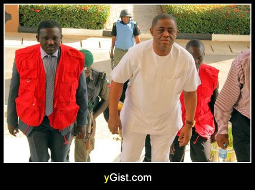Breaking News: Fani-Kayode meets bail condition, Pays N50million