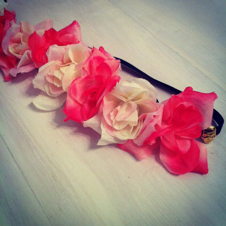 Coronas, flower crown, Vinchas, flores, flor de vincha