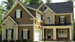 houses with stained siding - Bing Images