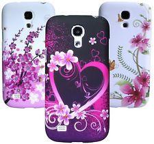Custodia in Silicone Cover Per Cellulare Protettiva Con Motivo Cuore Rosa Scuro