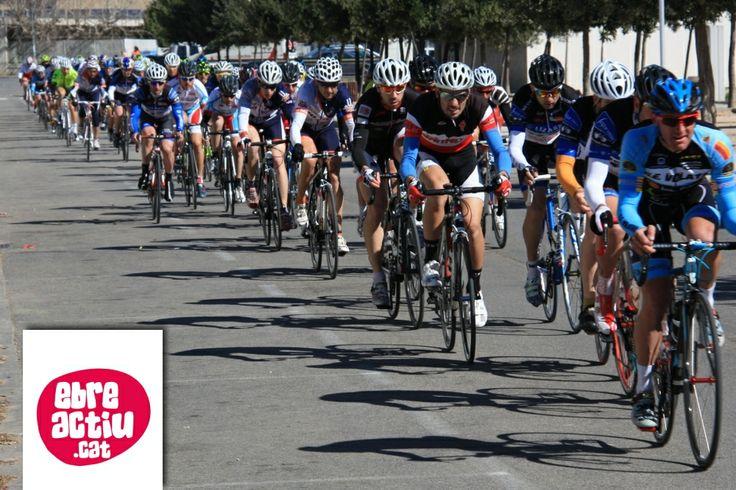 a #EbreActiu també trobareu #ciclisme de carretera // En http://EbreActiu.cat  también encontraréis #ciclismo de carretera #TerresdelEbre