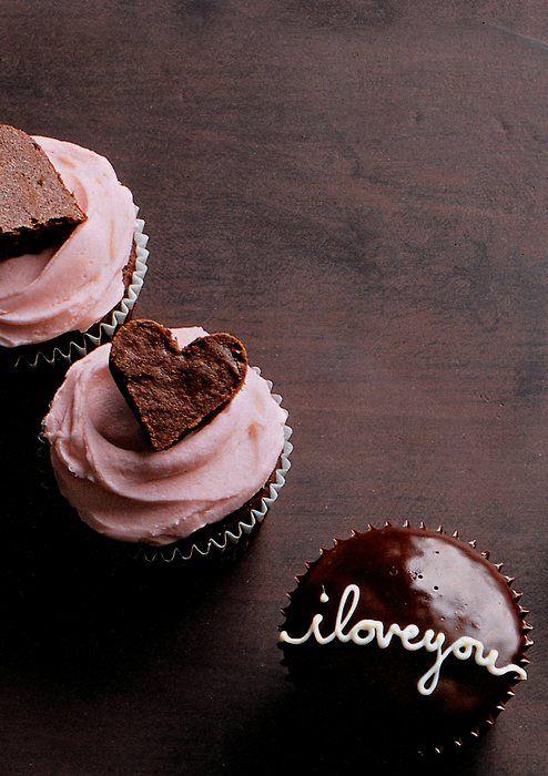 i love you too cupcakes