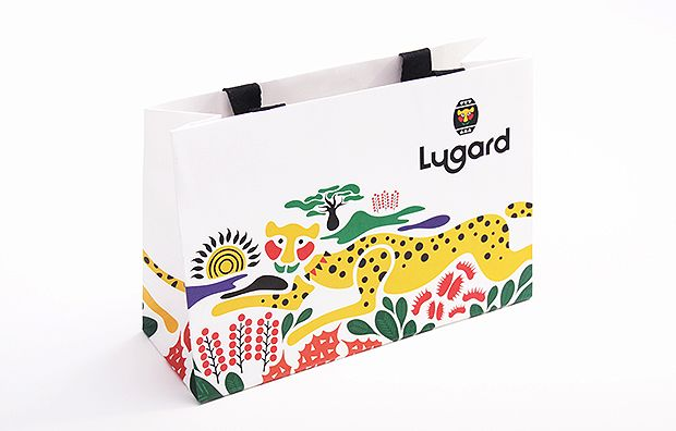 Lugard on Packaging of the World - Creative Package Design Gallery
