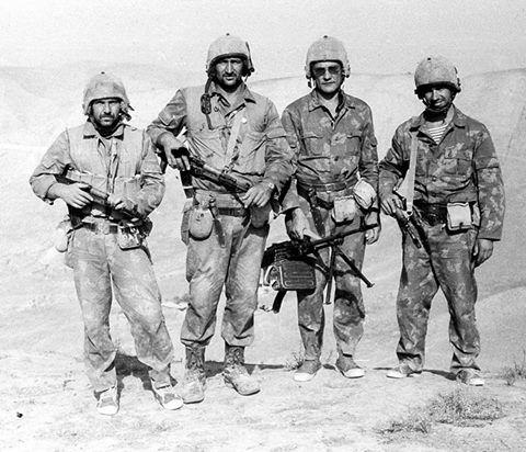 Офицеры Группы «А» КГБ СССР в Афганистане. 1980‑е годы