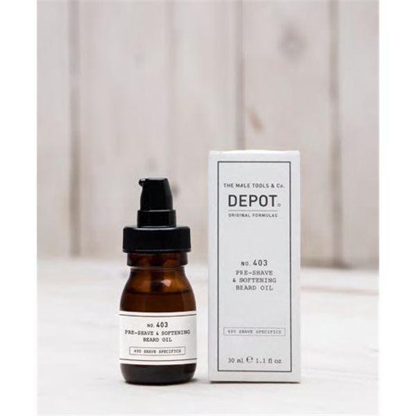 Depot 403 - Pre-shave