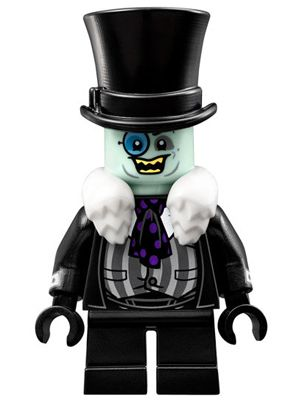 LEGO 70909 Minifigure The Pinguin  - LEGO BATMAN THE MOVIE - verkijgbaar op https://www.olgo.nl/lego/super-heroes/lego-batman.html de leukste online LEGO Winkel