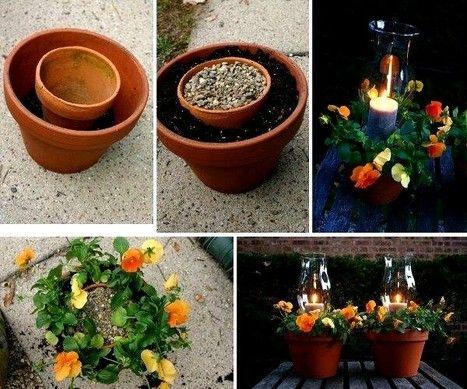Centerpiece DIY | Upcycled Garden Style | Scoop.it