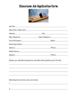 19 best images about college application form on Pinterest ...