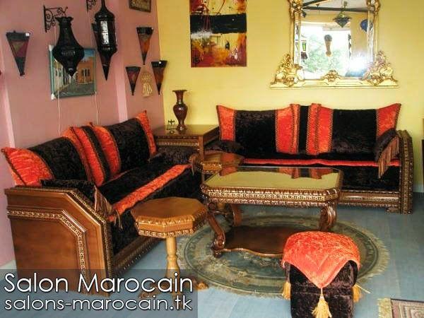 1000 ideas about table salon marocain on pinterest On table salon marocain