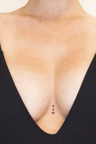 24 Minimalist Tattoo Designs – Catch Your Tiny Inspiration