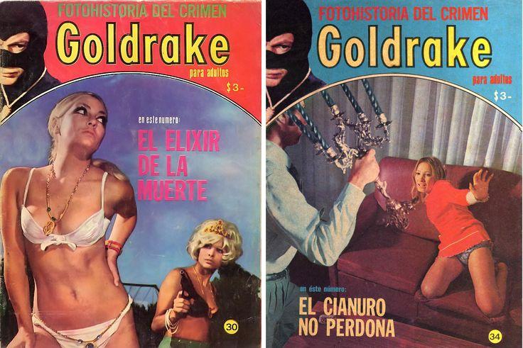 The Insane World of Spanish Crime Comics of the 1960s-70s - Flashbak