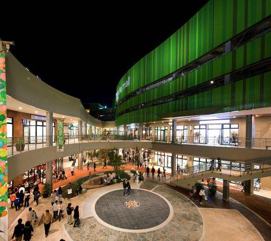Hashimoto Konoha Mall,© Hiroyuki Kawano