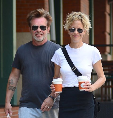 "Closer Exclusive: Meg Ryan & John Mellencamp split ""a couple of weeks ago"""