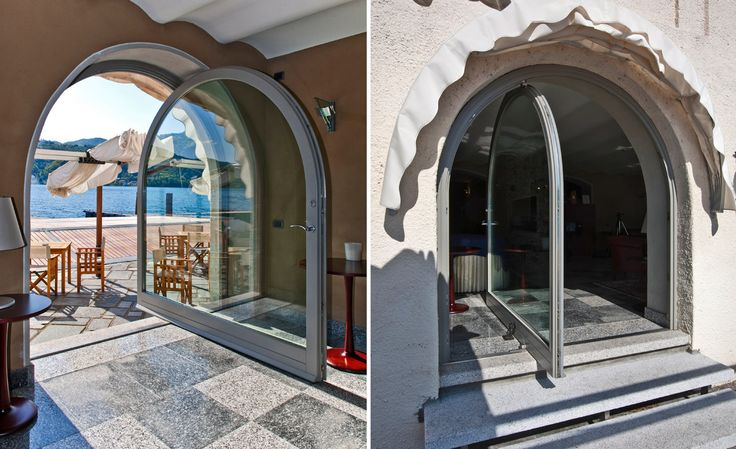 Wooden Windows & Doors Frames #architecture #design #wood #frames #doors #windows