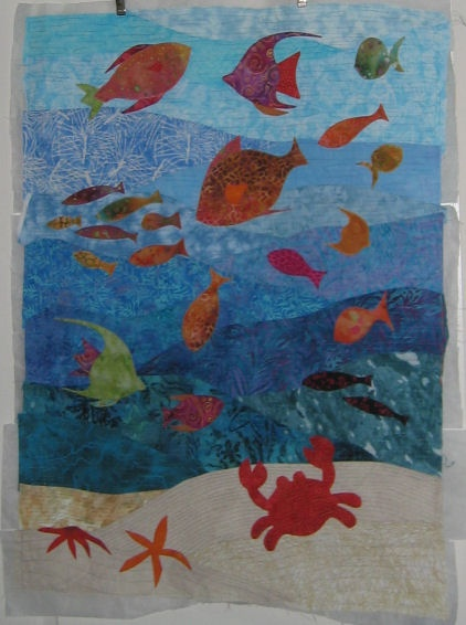 17 Best Images About Fish Quilts On Pinterest America
