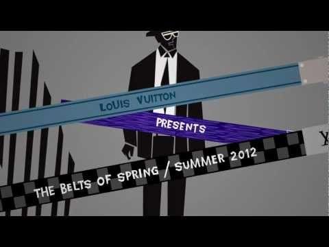 """Jo Ratcliffe pour réaliser une courte vidéo publicitaire. Baptisée """"A Notch on Louis Vuitton's Belt"""""""