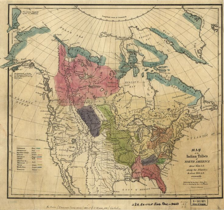 Best Maps Images On Pinterest North America Cartography And - Map of indian nations in the us