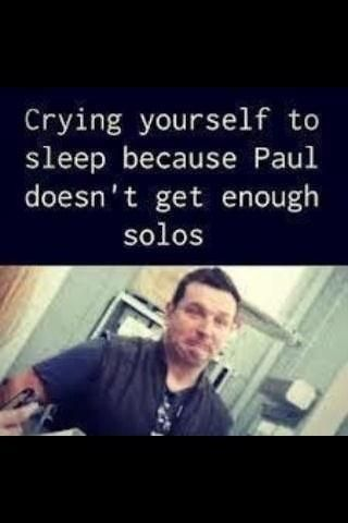 It's true! #Letpaulsing>>> it is honestly shamefull why.. this is why I dislike manegment GOD he is just as special as the others god! #LetPaulSing smh guys smfh