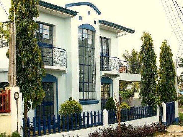 Fachada de casas vintage buscar con google hogar dulce for Casas estilo vintage